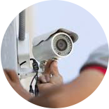 Схема подключения питания для камеры видеонаблюдения